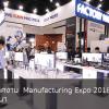 ภาพบรรยากาศงาน  Manufacturing Expo 2018 20-23 มิ.ย. ณ ไบเทคบางนา