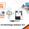 Innovation of metrology Industry 4.0 – Pro Center (Seminar)