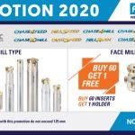 TAEGUTEC : PROMOTION MILLING 2020