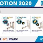 TAEGUTEC : PROMOTION T-CLAMP 2020