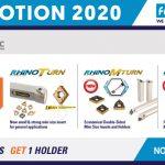 TAEGUTEC : PROMOTION TURNING 2020