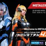 The Grand Metalex 2017 22-25 Nov. 2017 ณ ไบเทคบางนา