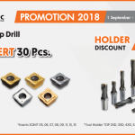 Taegutec – Buy Insert 30 Pcs. Holder discount  75%