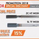 TANOI – Special Price LIST PRICE reduction 15%