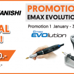 Nakanishi – EMAX EVOLUTION SPECIAL PRICE !
