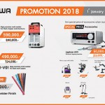 SANWA – Product Special Price !!!