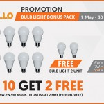 APOLLO -BULB LIGHT BONUS PACK