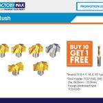 Taegutec Drill Rush Buy 10 Get 1 Free!!