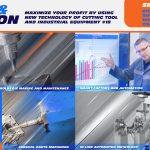 งานสัมมนา Maximize Your Profit by Using New Technology of Cutting Tool and Industrial Equipment  ภายใต้หัวข้อ Fast & Fusion ครั้งที่ 18
