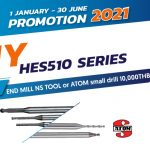 NAKANISHI : HES SERIES PROMOTION 2021