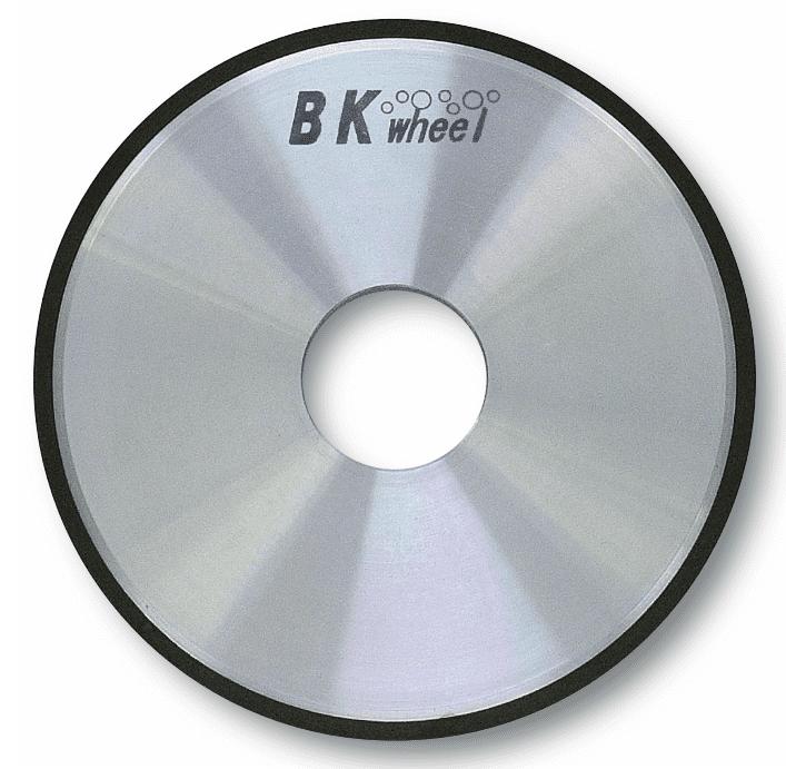 TEIKEN BK Wheel Resin wheel with pore