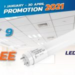 SPECTRA : LED TUBE T8 PROMOTION 2021