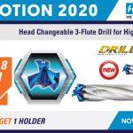TAEGUTEC : PROMOTION DRILL SFEED 2020