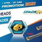 TAEGUTEC : SPADE-RUSH PROMOTION 2021